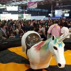 Location Rodeo Mecanique Licorne