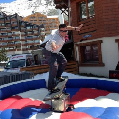 Rodeo Mecanique Snowboard