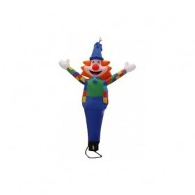 Location air dancer clown
